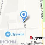 Волна-Авто на карте Кирова