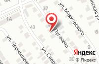Схема проезда до компании Сталкер в Димитровграде