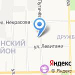 Гамбит на карте Кирова