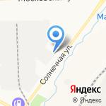 АВТОГАЗСЕРВИС на карте Кирова