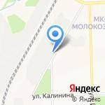 Бордюр на карте Кирова