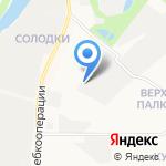 УТЭП-Сервис на карте Кирова