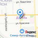 DOLCE VITA на карте Кирова