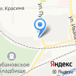 БОГАТСТВО МЕХА на карте Кирова