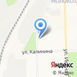 Газпром газораспределение Киров на карте Кирова