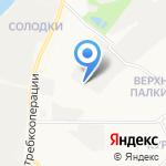 Маркетинг-Бюро. Металл на карте Кирова