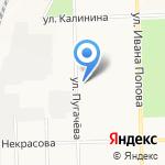 Учебно-методический центр на карте Кирова