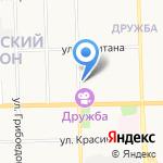 Кировский городской комплексный центр социального обслуживания населения на карте Кирова