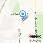 Вятский колледж культуры на карте Кирова