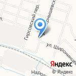 ArtKrane на карте Кирова