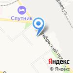 Средняя общеобразовательная школа №56 на карте Кирова