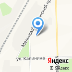 Вымпел-45 на карте Кирова