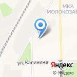 БОРУС-СТ на карте Кирова