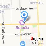 Вятич Спорт на карте Кирова