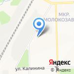 Вятский промстройпроект на карте Кирова