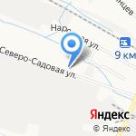 СТОЛОВАЯ 1А на карте Кирова