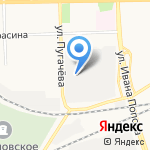 Ремстройгидравлика на карте Кирова