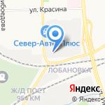 Юниткомплект на карте Кирова