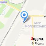 Автокомфорт на карте Кирова
