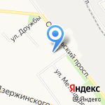 Кировский многопрофильный техникум на карте Кирова