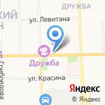 Сапожок 1 на карте Кирова