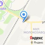 ИНТЕРЛАЙТ-КИРОВ на карте Кирова