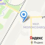 ГлобалАвто на карте Кирова