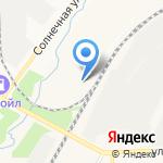 Вертэкс на карте Кирова