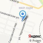 5 Звёзд на карте Кирова