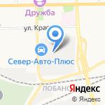 Проектировщик на карте Кирова