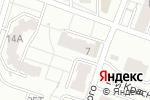 Схема проезда до компании Вятка-Дент в Кирове