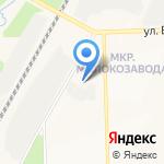 ВятГрупСтрой на карте Кирова