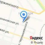 Ателье на карте Кирова