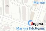 Схема проезда до компании СпецМаш в Кирове