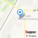 Дорожный комитет Кировской области на карте Кирова