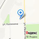 РегионЭнергоСервис на карте Кирова