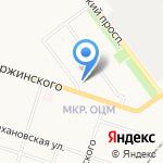 Вятка-Фарм на карте Кирова