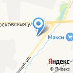 Романтика на карте Кирова