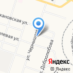 Теплый Дом на карте Кирова