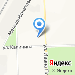 Autoglass & service на карте Кирова