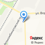 Хороший ремонт на карте Кирова