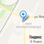 Интел-проект на карте Кирова
