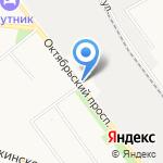 Магазин автостекол на карте Кирова