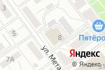 Схема проезда до компании САНТЕХ-ЗАКАЗ в Кирове
