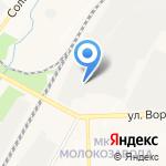 Стар Логистик на карте Кирова
