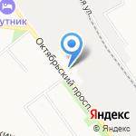 Дизель на карте Кирова