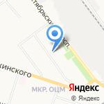 Элгисс на карте Кирова