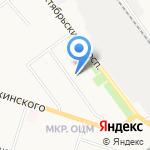 Элгисс-монтаж на карте Кирова