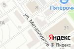 Схема проезда до компании МонтЭл в Кирове