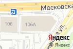 Схема проезда до компании Tui в Кирове